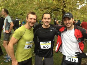 Didier, Dany et Steeve, quelle ambiance :)