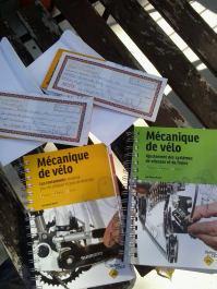 Techno Cycles: 2 Livres + 2 Mises au point