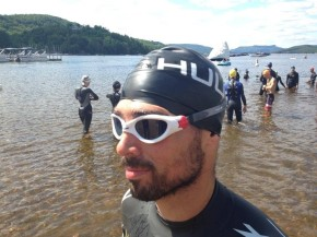 Test des Lunettes HUUB(natation)