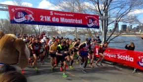 Retour sur les 21k de Montréal et desÉrables