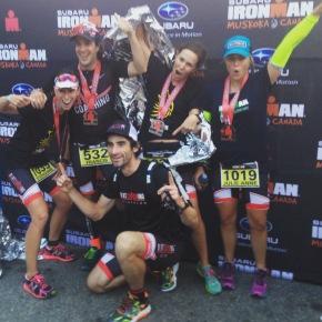 Retour sur IronMan Muskoka2015
