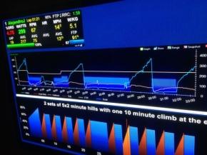 Vélo: Utiliser le wattage Virtuel sur son Home Trainer «de base»